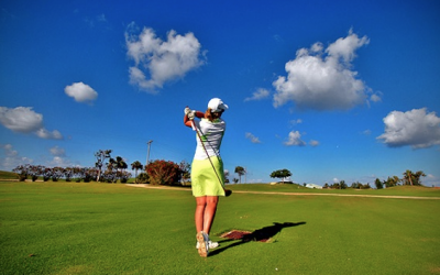 Golf y sus riesgos