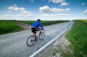 El estiramiento hace que pierdas energía, algo importante para el ciclismo.
