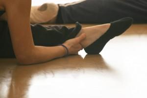 El estiramiento se recomienda solo para algunas actividades físicas, como la danza.