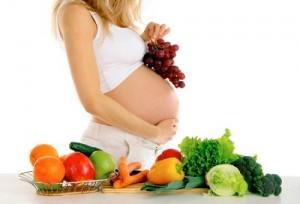 Dieta del embarazo