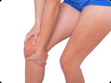 Dolor en las rodillas - Dolor en la parte interior de la rodilla ...